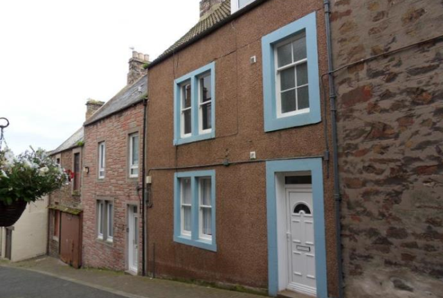 Thumbnail Terraced house to rent in 9 Armatage Street, Eyemouth