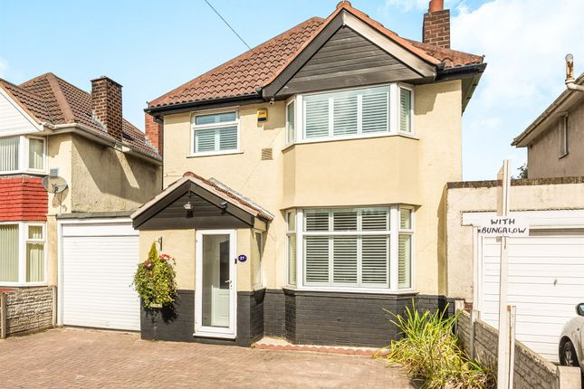 Thumbnail Detached house for sale in Penncricket Lane, Oldbury