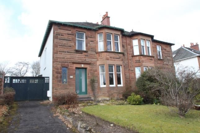 Thumbnail Semi-detached house for sale in Clarkston Road, Netherlee, East Renfrewshire, United Kingdom