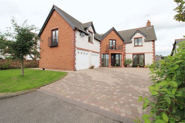 Thumbnail Detached house for sale in Harthwaite Gardens, Carleton Village, Penrith, Cumbria