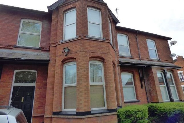 Thumbnail Flat for sale in Flat 3, Werneth Court, Stockport Road, Hyde