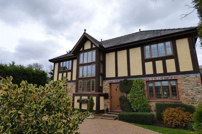 Thumbnail Detached house for sale in Giddleswick, Penhow, Caldicot