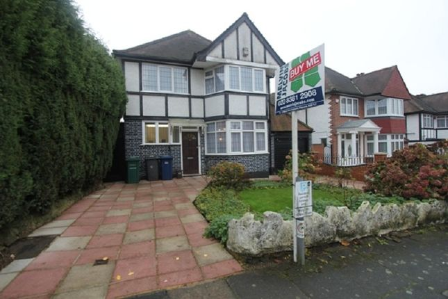 Thumbnail Property to rent in The Rise, Edgware, Greater London.