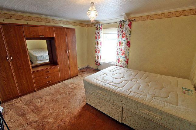Bedroom 1 of York Terrace, Georgetown, Tredegar, Blaenau Gwent. NP22