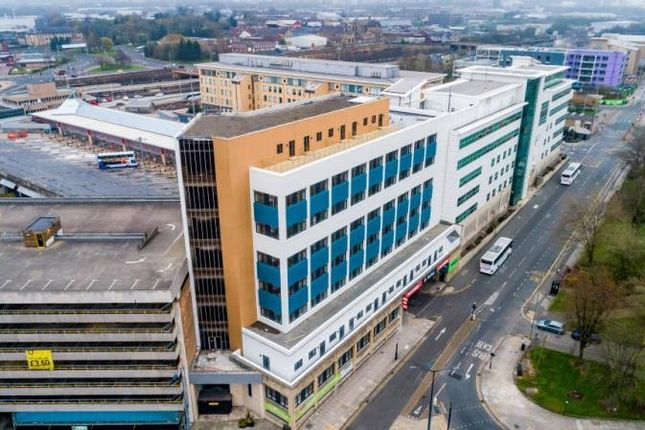 Thumbnail Flat to rent in The City Exchange, 61 Hall Ings, Bradford