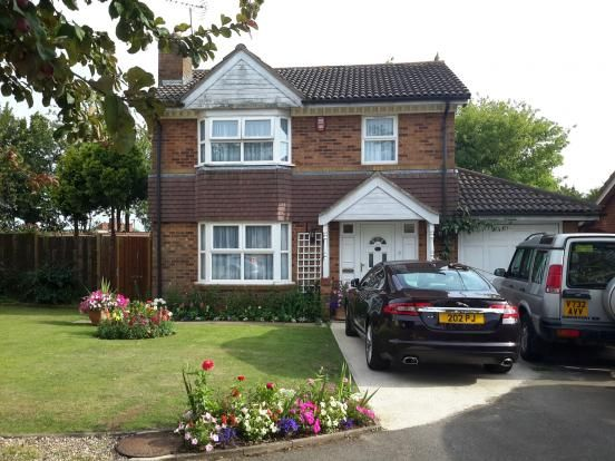Thumbnail Detached house to rent in Rushall Green, Luton