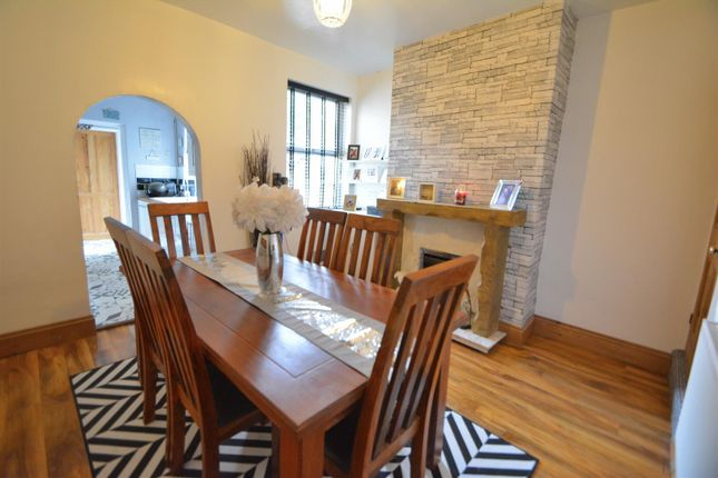 Dining Room of Mitchell Street, Long Eaton, Nottingham NG10
