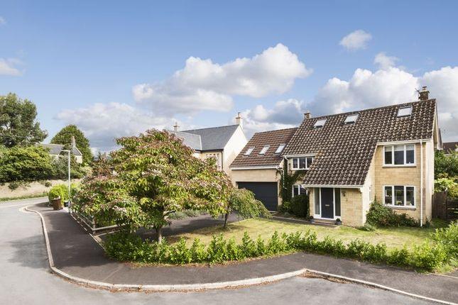 Thumbnail Detached house for sale in Upper Farm Close, Norton St Philip, Near Bath