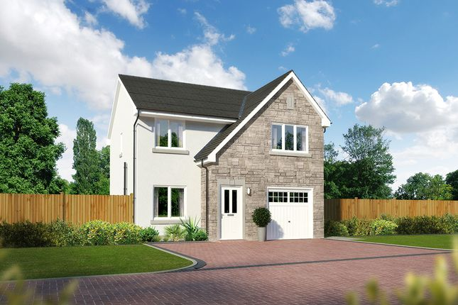 "4 bedroom detached house for sale in ""Balfron"" at Newlands Drive, Portlethen, Aberdeen"