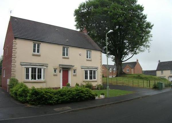 Thumbnail Detached house to rent in Parc Ifor Hen, Miskin, Pontyclun