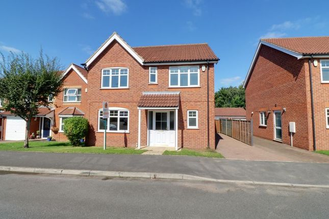 Thumbnail Detached house for sale in Riverbank Rise, Barton-Upon-Humber