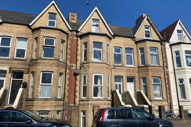 Thumbnail Terraced house for sale in Ferry Road, Grangetown, Cardiff