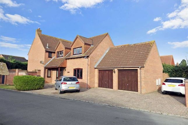 Thumbnail Detached house for sale in Old Tewkesbury Road, Norton, Gloucester