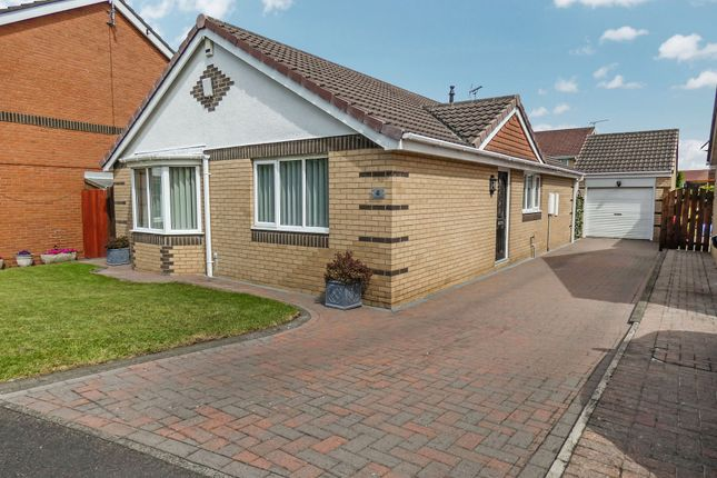 Thumbnail Bungalow for sale in Cheadle Avenue, Cramlington