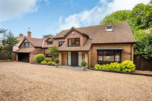 Thumbnail Detached house for sale in Pondwicks Close, St. Albans, Hertfordshire