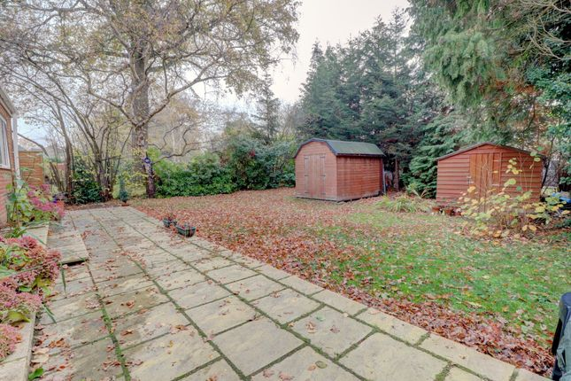 Rear Garden of Merrow Woods, Guildford GU1