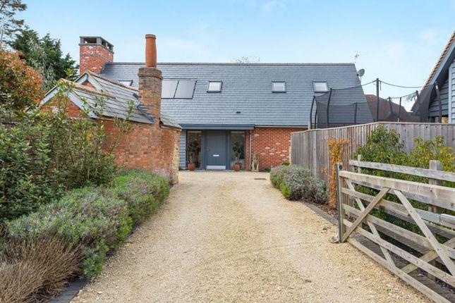 Thumbnail Detached house for sale in Bakehouse Lane, Marcham, Abingdon, Oxfordshire