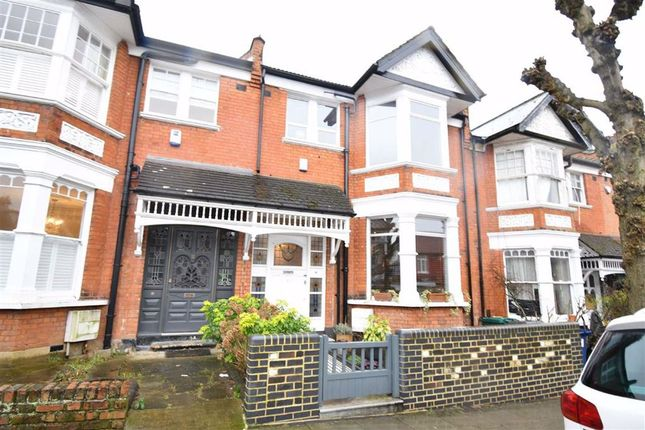 Thumbnail Terraced house to rent in Netherfield Road, London