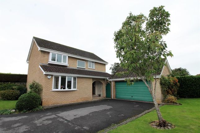 Thumbnail Detached house for sale in Briar Close, Nailsea, North Somerset