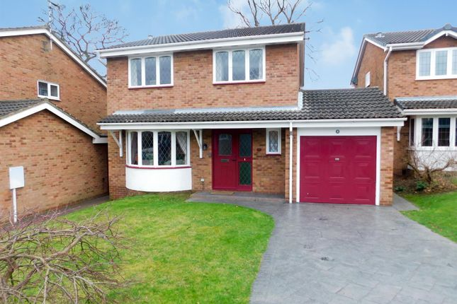 Thumbnail Detached house for sale in The Spinney, Borrowash, Derby