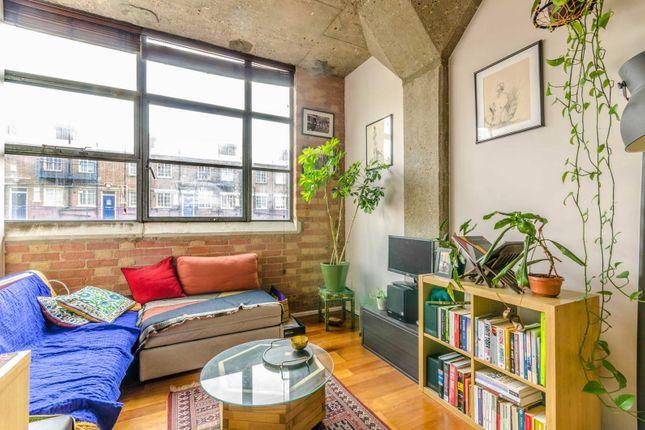 Thumbnail Flat to rent in Royle Building, Wenlock Basin, London
