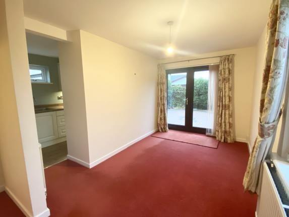 Dining Room of Uwch Y Nant, Mynydd Isa, Mold, Flintshire CH7