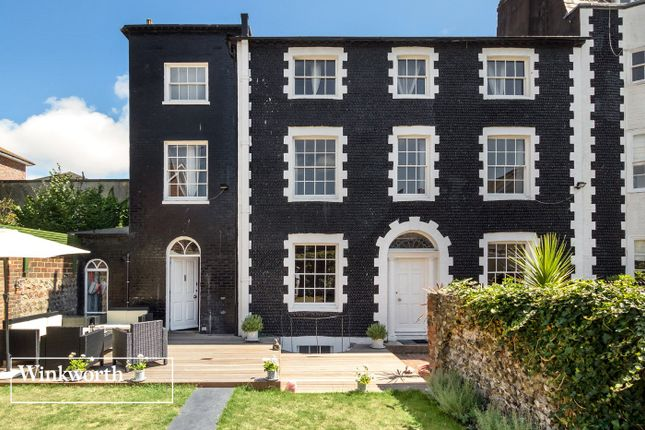 Thumbnail End terrace house for sale in St James's Place, Brighton, East Sussex