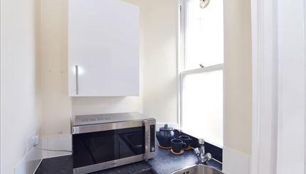 Kitchen of Hill Street, London W1J