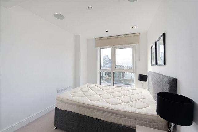 Bedroom of Skyline House, Dickens Yard, Longfield Avenue, London W5