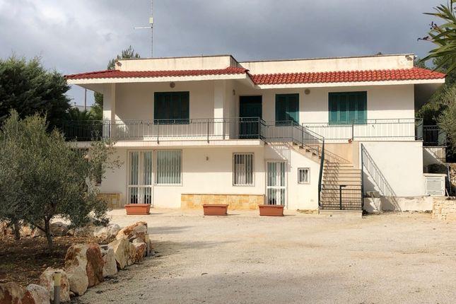 External of Villa Tua, Ostuni, Puglia, Italy