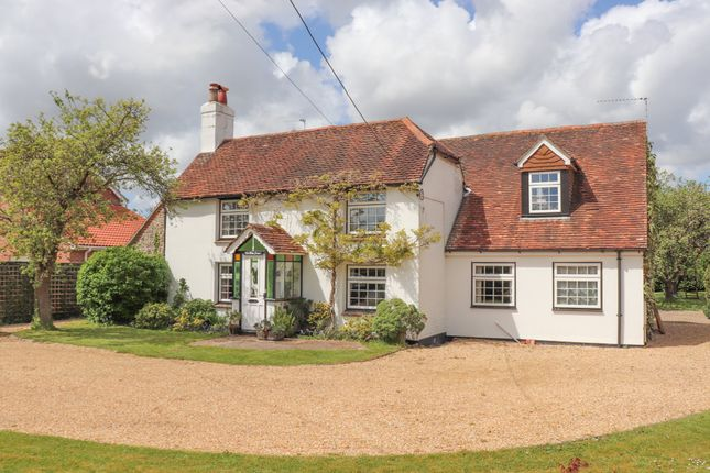 Thumbnail Detached house for sale in Hill Pound, Swanmore, Southampton