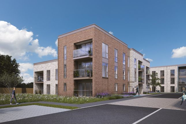 Thumbnail Flat for sale in 2 Musgrave Drive, Cambridge