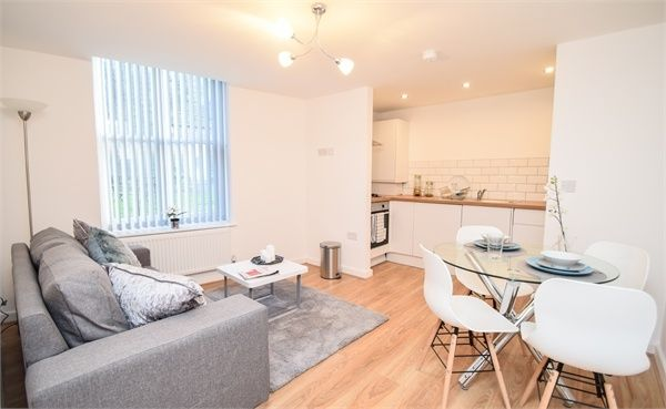 1 bed flat for sale in Apartment 7, 6-10 St Marys Court, Millgate, Stockport, Cheshire