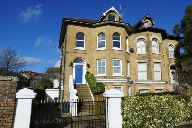 Thumbnail Maisonette for sale in Godwyne Court, Godwyne Road, Dover