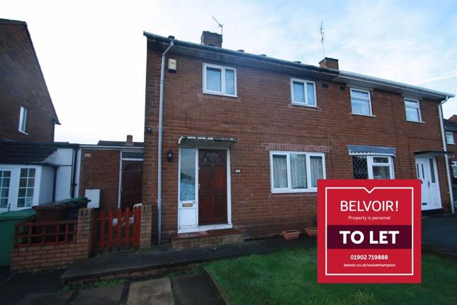 2 bed property to rent in Cotswold Road, Wolverhampton WV2