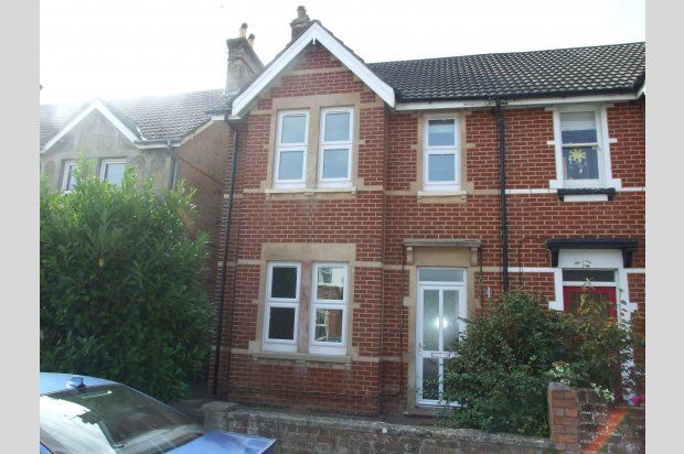 Thumbnail Semi-detached house to rent in Salterns Road, Parkstone, Poole