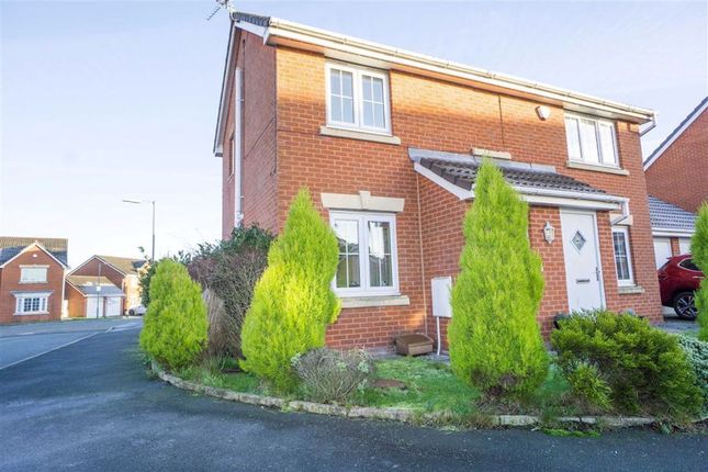 Thumbnail Detached house for sale in Brandforth Gardens, Westhoughton, Bolton