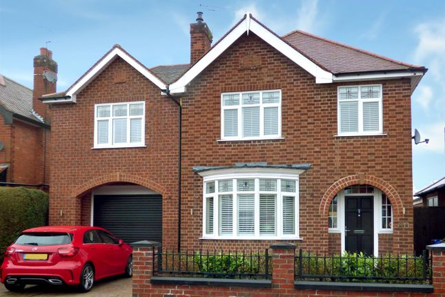 Thumbnail Detached house for sale in Shaftesbury Avenue, Sawley, Nottingham