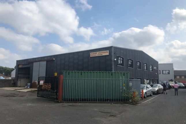 Industrial for sale in Unit 12 Isis Trading Estate, Stratton Road, Swindon