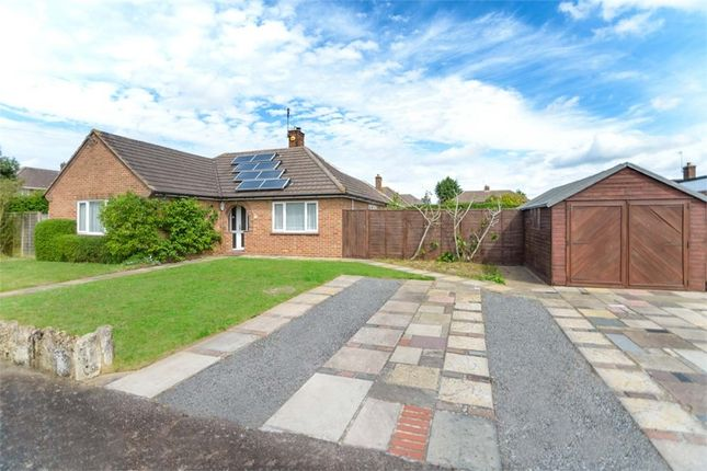 Thumbnail Detached bungalow for sale in Parr Drive, Colchester, Essex