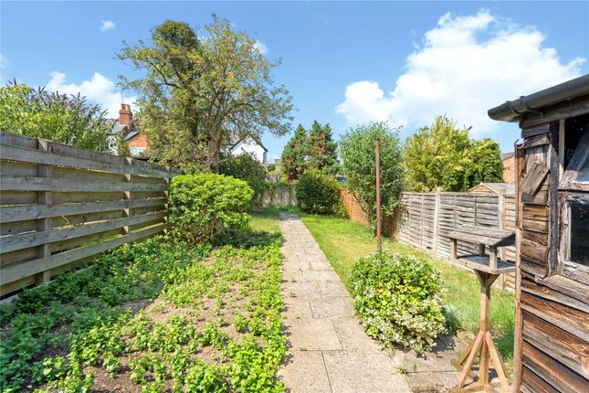 Large Garden of Wilson Avenue, Henley-On-Thames, Oxfordshire RG9