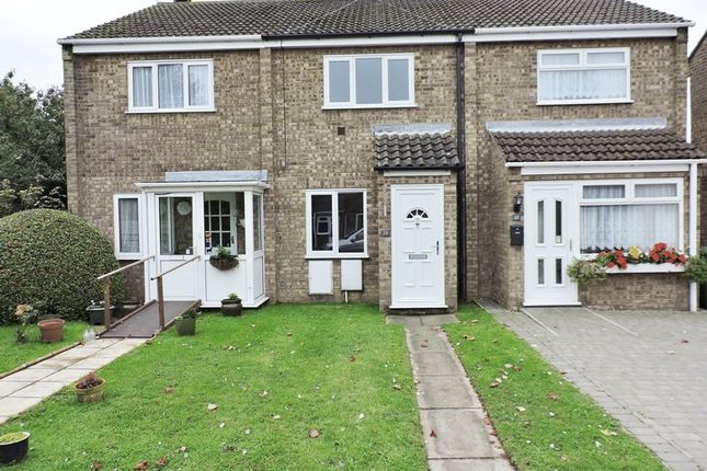 Thumbnail Terraced house to rent in Turin Way, Hopton, Great Yarmouth