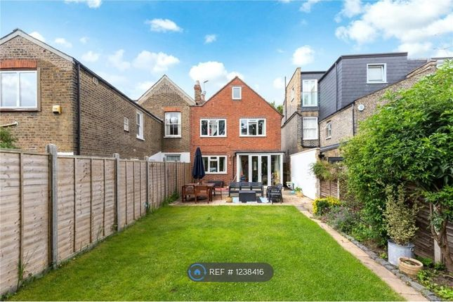 Thumbnail Detached house to rent in Herbert Road, London