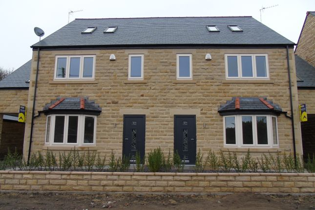 Thumbnail Semi-detached house for sale in Lydgate Lane, Wolsingham, Bishop Auckland