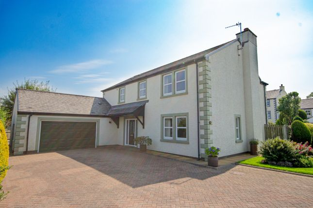 Thumbnail Detached house for sale in 28 Derwentside Gardens, Cockermouth, Cumbria