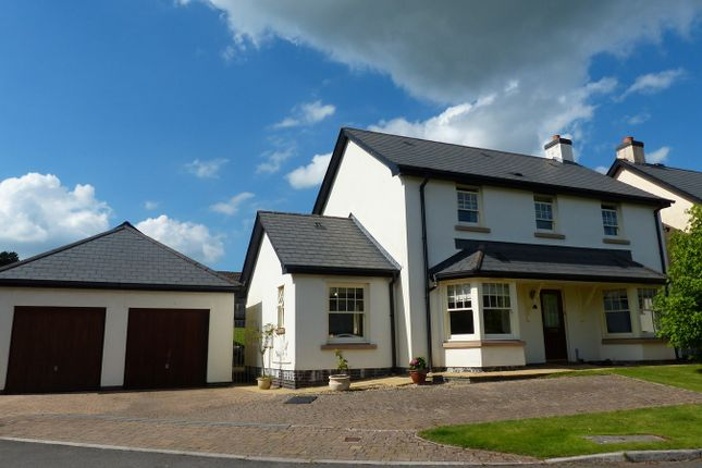 Thumbnail Detached house to rent in St Johns Court, Brecon