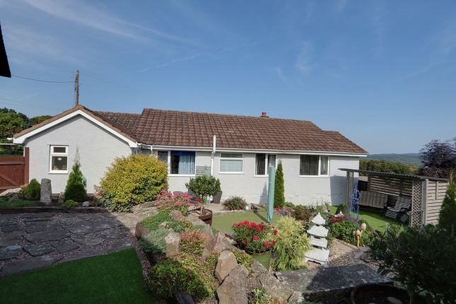 Rear View of Whitecroft Road, Bream, Lydney, Gloucestershire. GL15