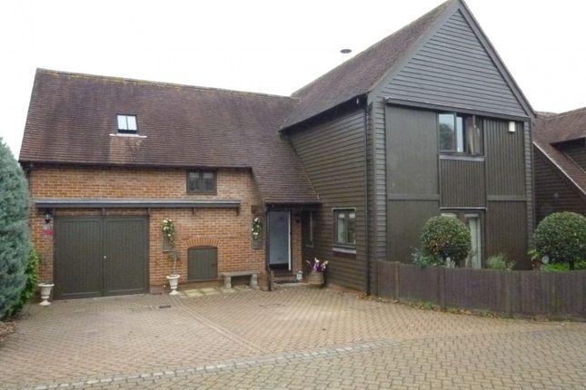Thumbnail Detached house to rent in Hildenbrook Farm, Riding Lane, Sevenoaks