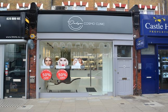 The Avenue, West Ealing, Greater London. W13