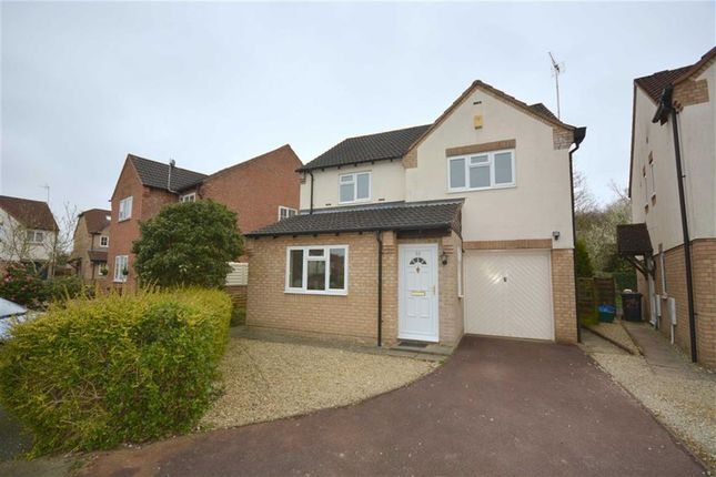 Thumbnail Detached house to rent in Falcon Close, Quedgeley, Gloucester